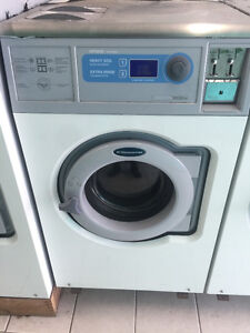 Coin laundry washing machines & dryer