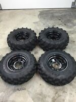 Brand New Polaris Sportsman Rims + Tires