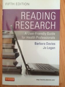 Reading research: a user-friendly guide for health professionals Cornwall Ontario image 1