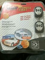 Remote started for cars not opened