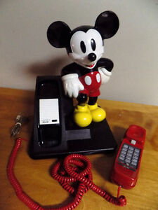Mickey Mouse Collectible House Phone
