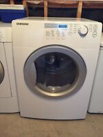 Front load washer and dryer