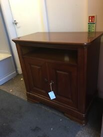 Cherrywood TV Cabinet