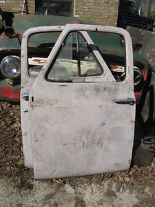 Western pair of doors for 1953-55 Ford pickup, sell or trade London Ontario image 1