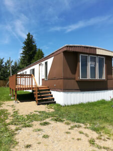 mobile home for rent in Shoal Lake