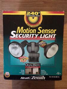 Brand new outdoor lights