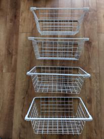 Komplement IKEA Wire Baskets