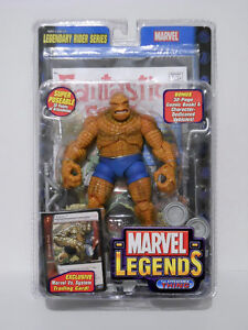 MARVEL LEGENDS - 1ST APPEARANCE THING - New-in-Box