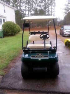 Golf Cart (Club Car 48 volt)
