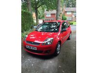 56 Plate Ford Fiesta Zetec (Great first car)
