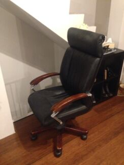 Executive office chair Redfern Inner Sydney Preview