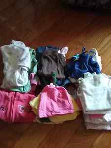 Baby girl mixed bag of clothes