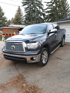2013 Toyota Tundra - forget the GST & inflated price by Dealers