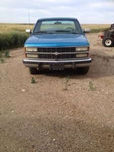 Chevy trucks for parts