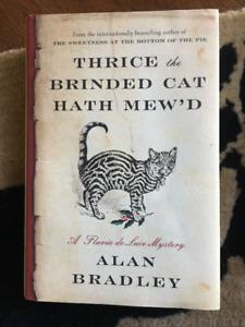 Alan Bradley Books, Flavia de Luce series