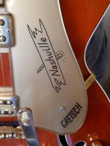 Gretsch Nashville Electric Guitar