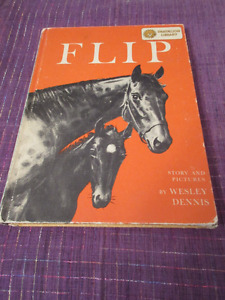 Vintage Bk. 2 in 1 Stories about a horse and a lion cub.