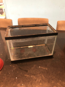 Free 5 Gallon Fish Tank