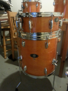 Nice! DB Drum kit. Open to offers!