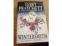 Wintersmith book by Terry Pratchet