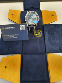 Brietling Watch Brand New Unwanted Gift