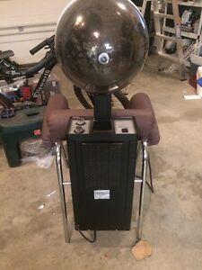 Vintage hair dryer chair.  Prince George British Columbia image 2