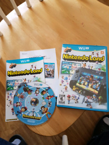 Nintendoland for Nintendo Wii U