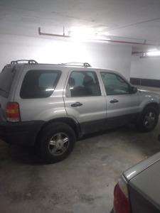 03 Ford Escape SPE