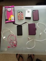 iPhone 4 and cases