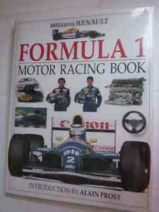 """New COLLECTOR'S EDITION BOOK: """"WILLIAMS RENAULT:FORMULA 1: MOTOR"""