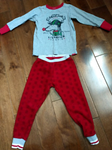 Pyjama souris mini 2 ans