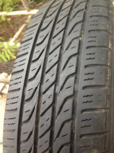 4 Toyo Summer tires with rims