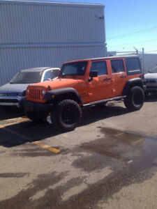 2012 Jeep Wrangler Unlimited Sport SUV, Crossover