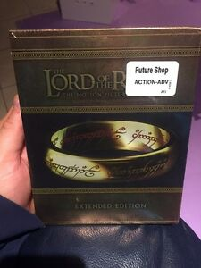 Lord of the Rings Extended Edition - Sealed