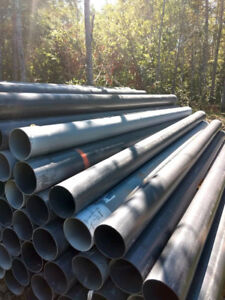6 inch PVC Duct Pipe