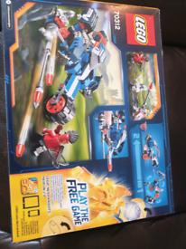 Lego next knights