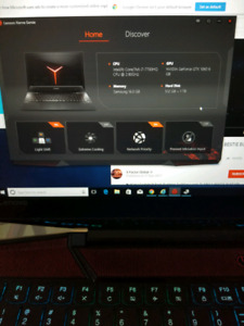 Lenovo Y720-15IKB - Gaming laptop