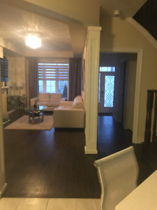 3 bedrooms home for rent in vaughan( upper level only)