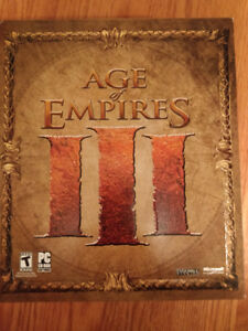 Age of Empires III Collector's Edition PC
