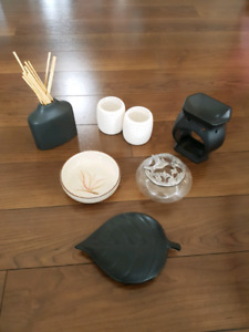 Home decor lot 10 items