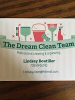 Professional cleaning & organizing