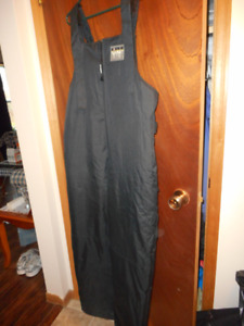 mens xl north up snowmobile bibbed pants