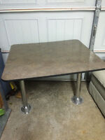 RV Table and Legs