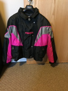Snowmobile Jacket and Pants