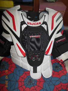 Vaughn Vision 9200 chest and arm protector  LARGE