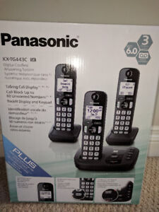 New Cordless phone and answering system