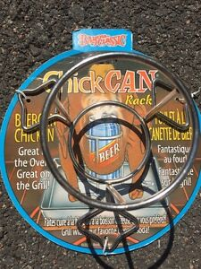 CHICK CAN RACK - BEER CAN CHICKEN