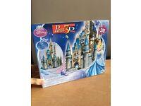 DISNEY CINDERELLA - PUZZ 3D CASTLE FROM THE MAGIC KINGDOM