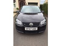 VW Volkswagen Golf MK5 GT Sport 2.0 TDI full service history and one family owner