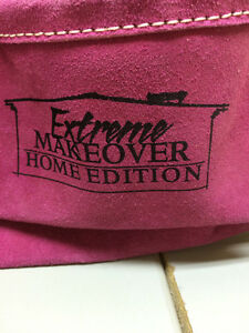 Extreme Home Make over Pink Tool Belt.  NEW NEW NEW